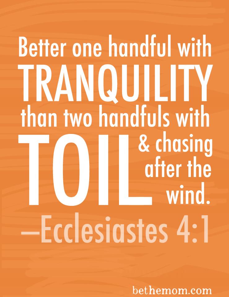 One Handful